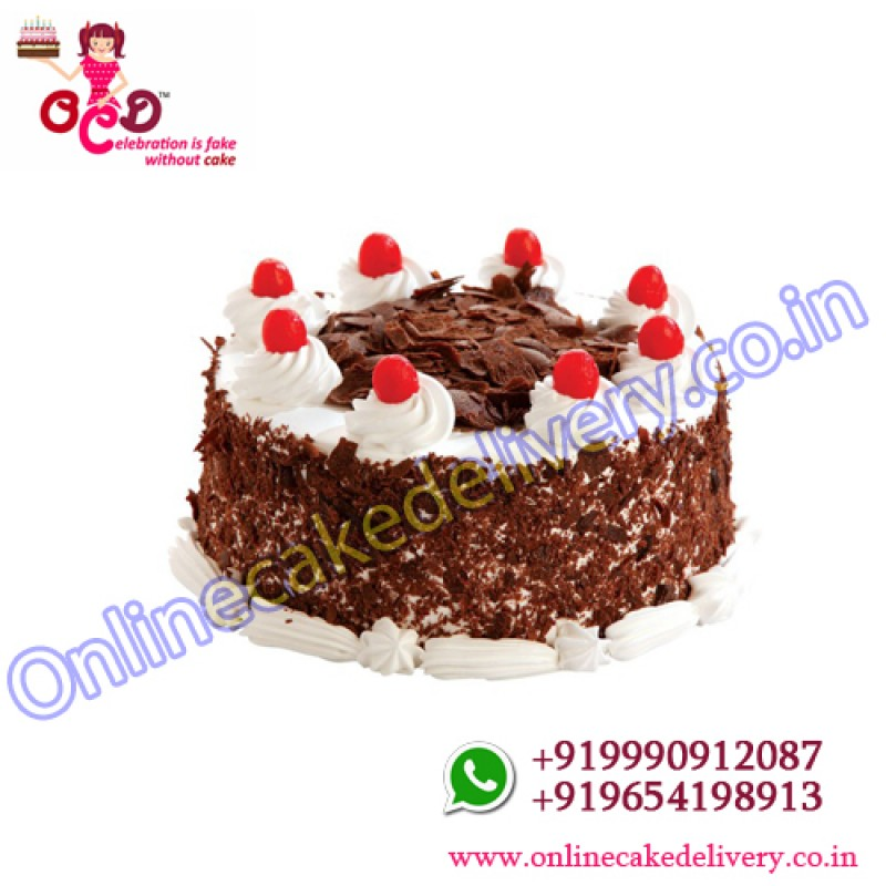 Online Black Forest Cake Delivery In Hyderabad