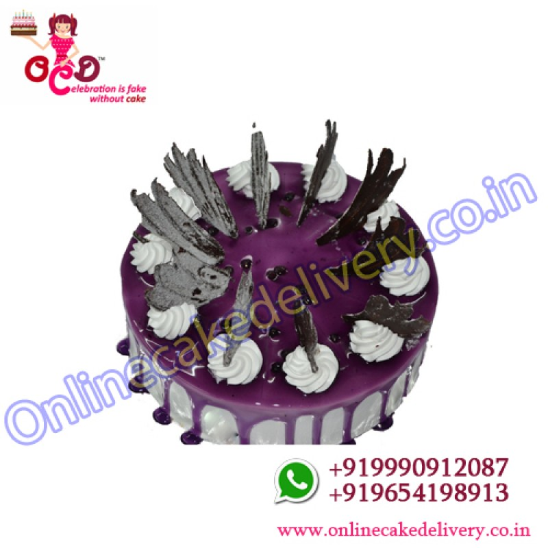 Blueberry Cake Price In Kerala