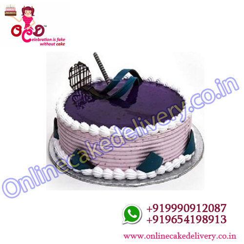 Online Blueberry Cake Shop Near Me Ocd India Online Cake