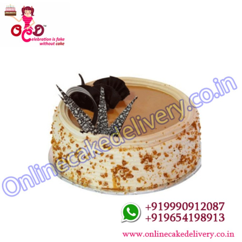 Butterscotch Cake Order Online Bangalore