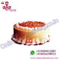 Butterscotch Cake Order