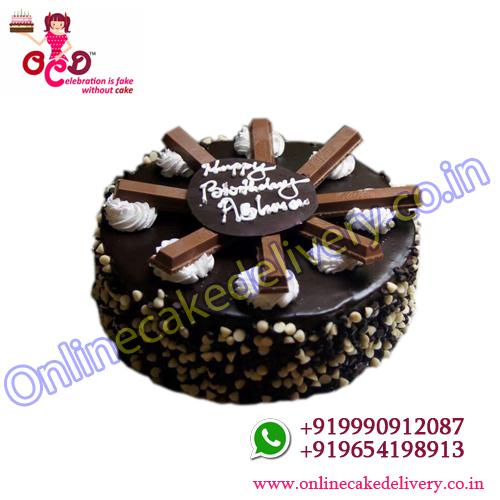 Choco Chip Cake Delivery