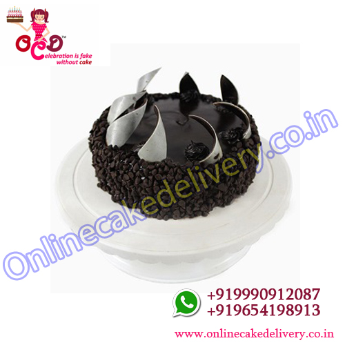 Online Choco Chip Cake Delivery