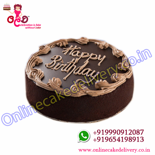 Chocolate Truffle Cake Same Day Delivery Chocolate Cake