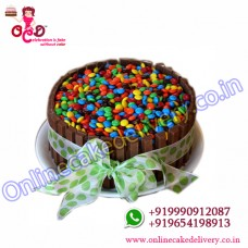 KitKat Gems Cake in hyderabad