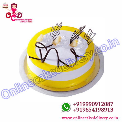 Online Pineapple Cake Delivery