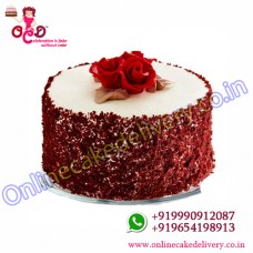 Online Send Red Velvet Cake