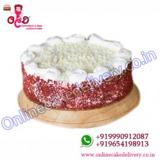 Eggless Red Velvet Cakes