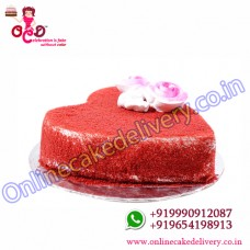 Red Velvet Cake For 1kg