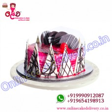 Strawberry Cake In Hyderabad