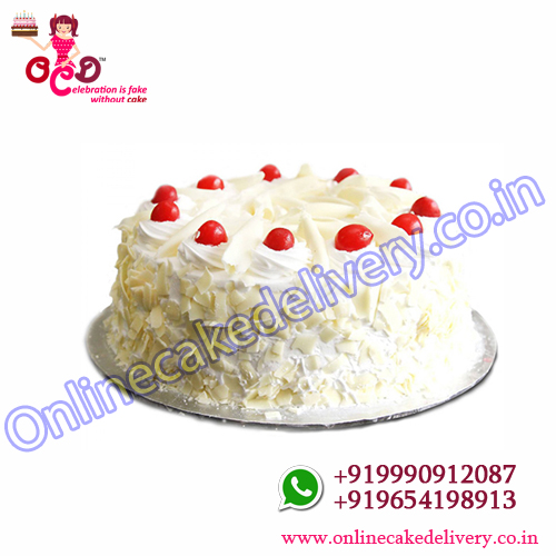 White Forest Cake 500g price