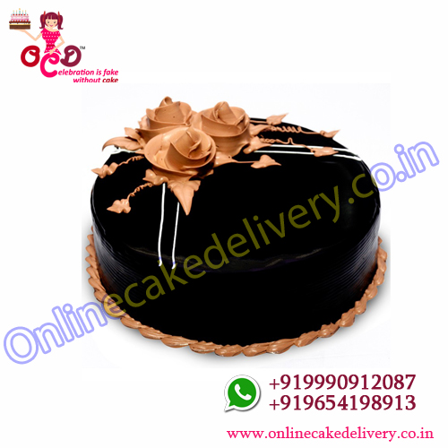 Chocolate Truffle Cake Online Delivery