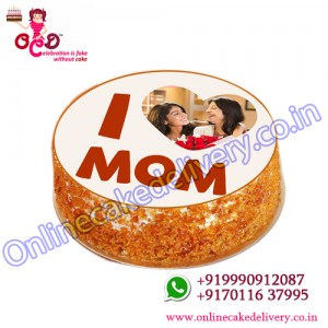 Send Mother's Day Cakes