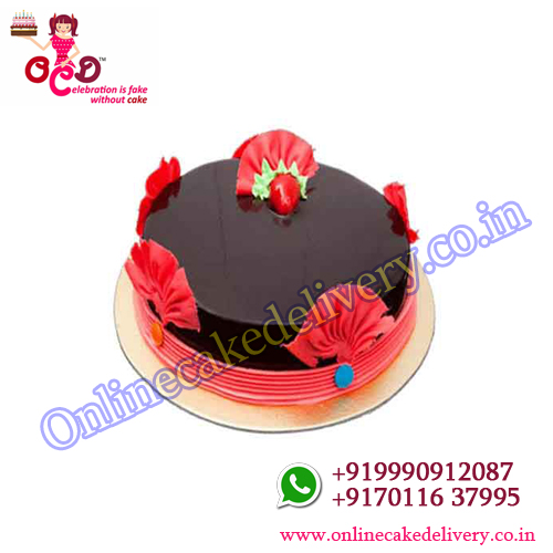Chocolate desserts for valentine day Love Cake