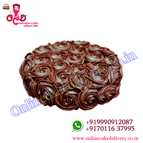 The Hearty Affair one kg valentine cakes for him