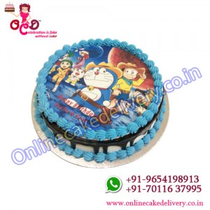 Birthday or Personalized Photo Cake