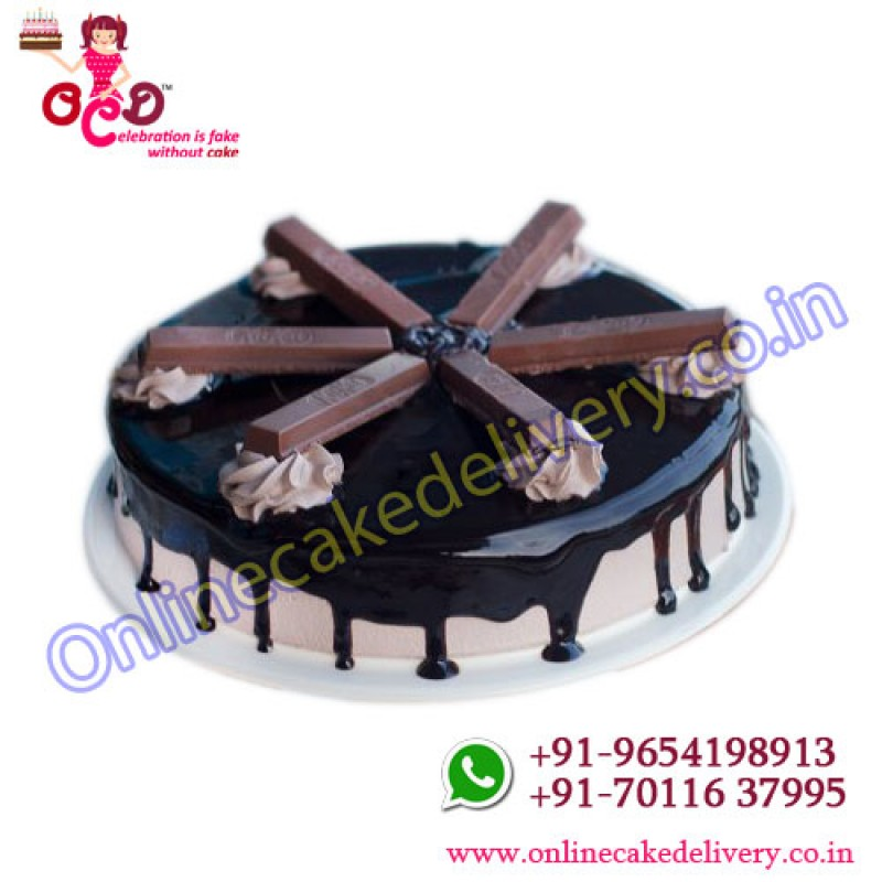 Home Delivery Birthday Cakes In Delhi