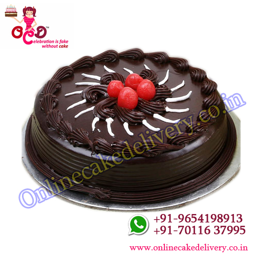 Chocolate Truffle Cakes is online gift delivery