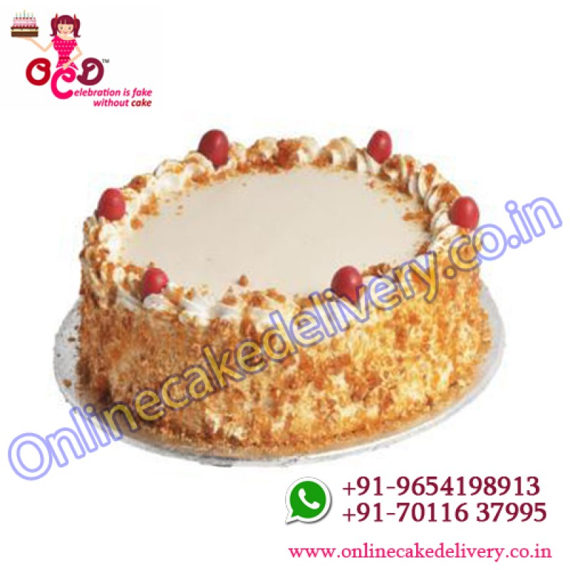 Butter Scotch Cake In Best Delivery