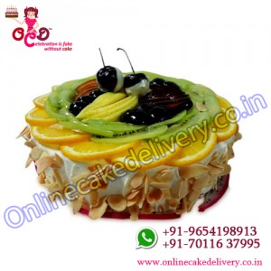 Special fruit cake OR custom birthday cakes