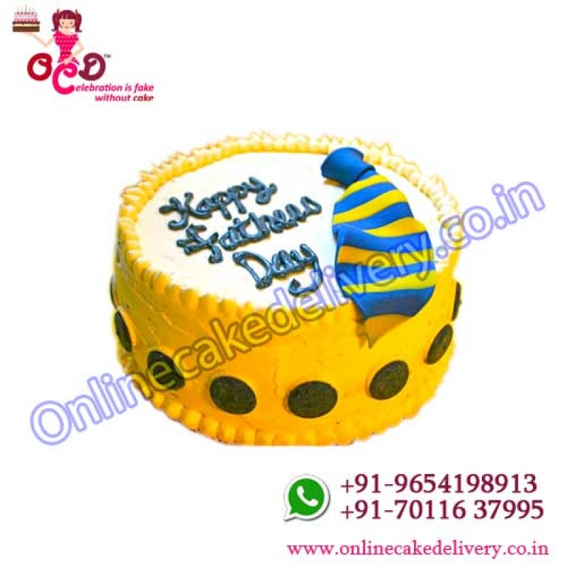 Happy Birthday Cake For Father