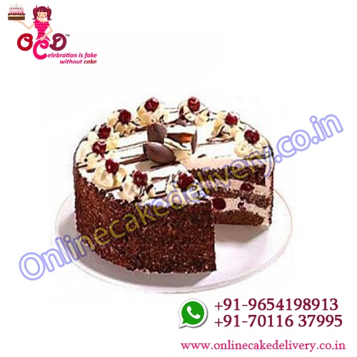 Birthday Cake Black Forest