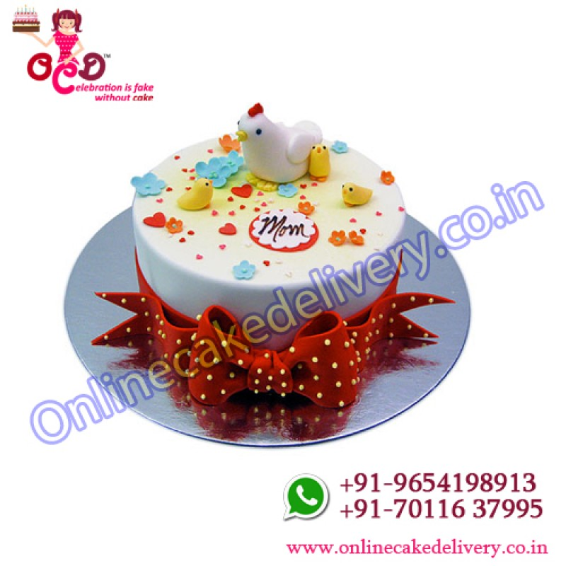 Cake For Mom,birthday Cakes Online For Delivery,cakes For
