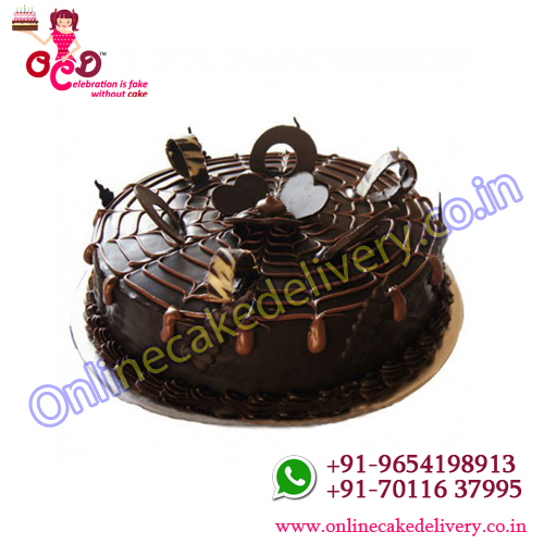 Chocolate Mothers Day Cake