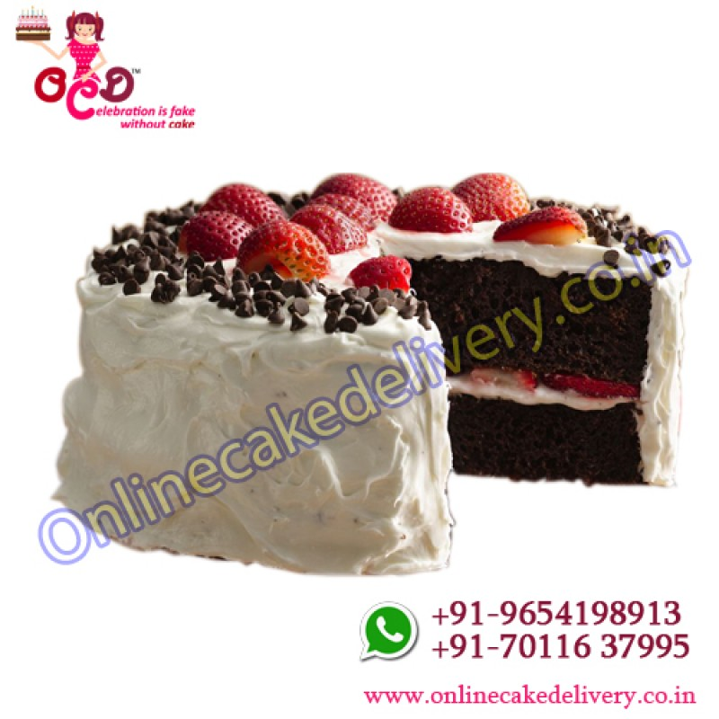 Birthday Cake Delivery Same Day In Delhi