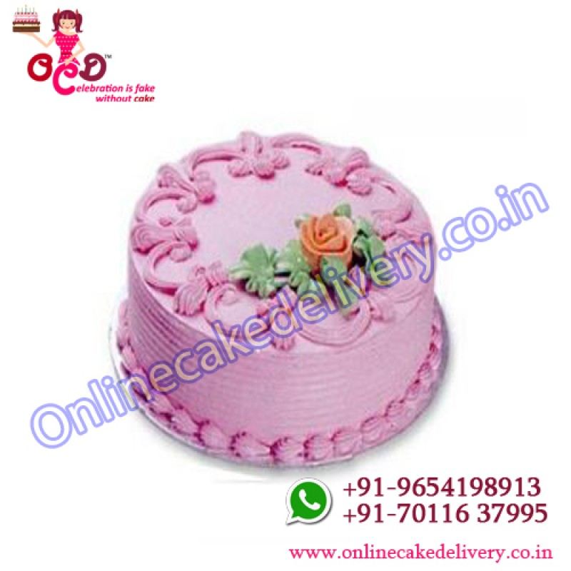 Amazing Strawberry Cakebuy Birthday Cakeonline Cake Shop