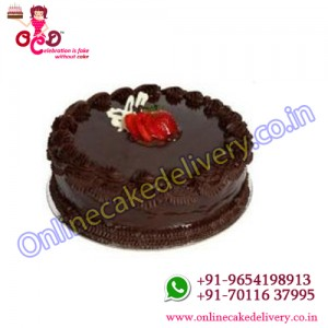 Cake Chocolate Truffle