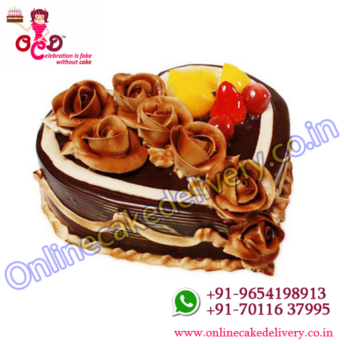 The heart affairs cakes