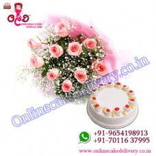 cakes and flowers online delivery